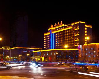 Yanbian Baishan Hotel - Yanji - Gebouw