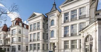 Seetelhotel Villa Aurora - Heringsdorf - Gebäude