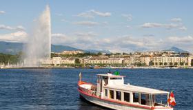 Ibis Geneve Centre Gare - Geneva - Outdoors view