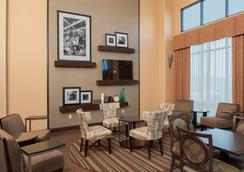 Hampton Inn & Suites Grand Rapids-Airport 28th St - Grand Rapids - Lounge