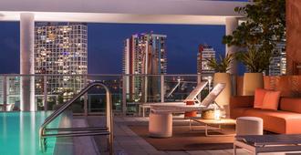 Novotel Miami Brickell - Miami - Varanda