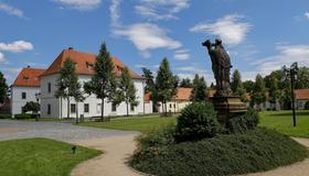 Hotel Adalbert - Praga - Vista del exterior