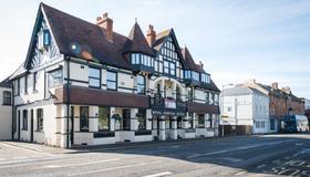 The Royal Norfolk Hotel - Folkestone - Building