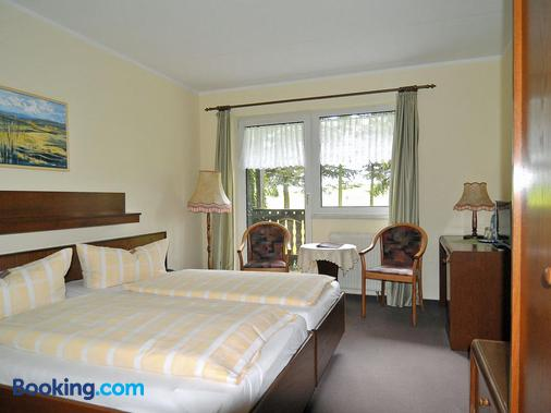 Hotel Eisenberger Hof - Moritzburg - Bedroom