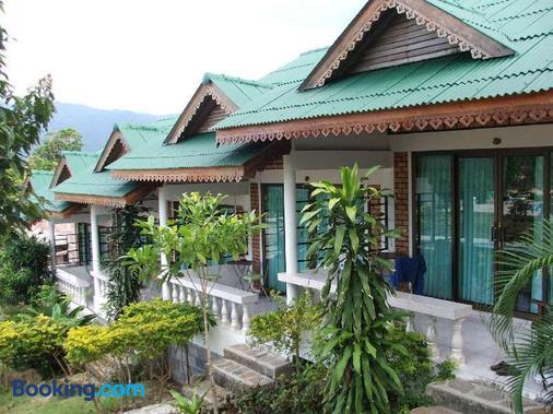 Phangan Utopia Resort - Ko Pha Ngan - Toà nhà
