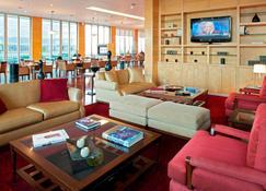 Mexico City Marriott Reforma Hotel - Mexico City - Lounge