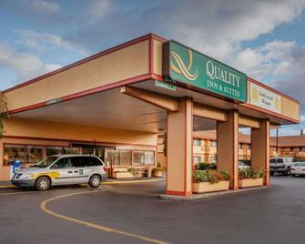 Quality Inn and Suites Airport - Medford - Edificio