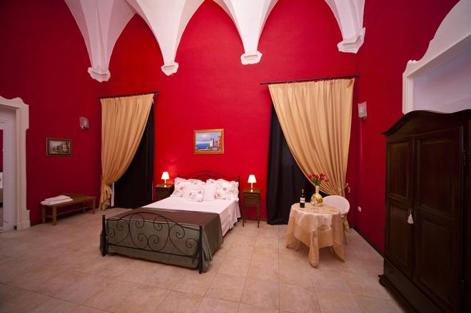 Bed And Breakfast Dimora San Vincenzo - Gallipoli - Bedroom