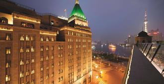 Fairmont Peace Hotel - Şanghay - Dış görünüm