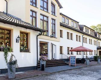 Riverdam Hotel,Tagungen & Steakhouse - Ilmenau - Gebouw