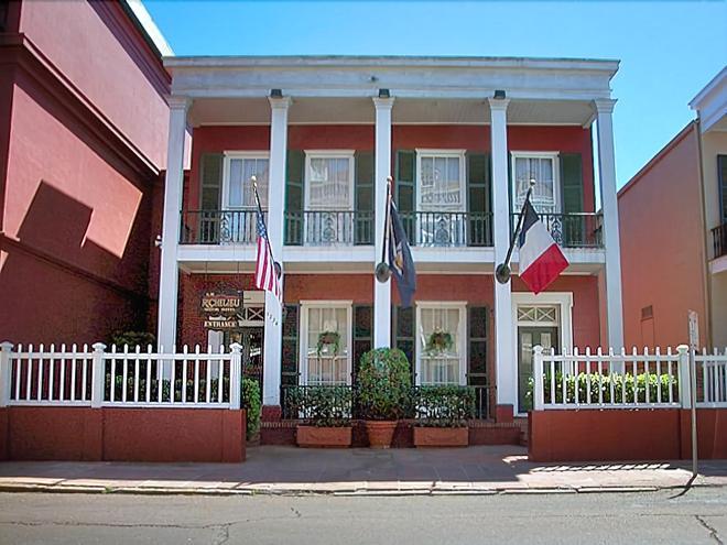Le Richelieu In The French Quarter - Νέα Ορλεάνη - Κτίριο