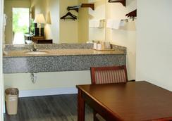 Econo Lodge Texarkana - Texarkana - Kylpyhuone