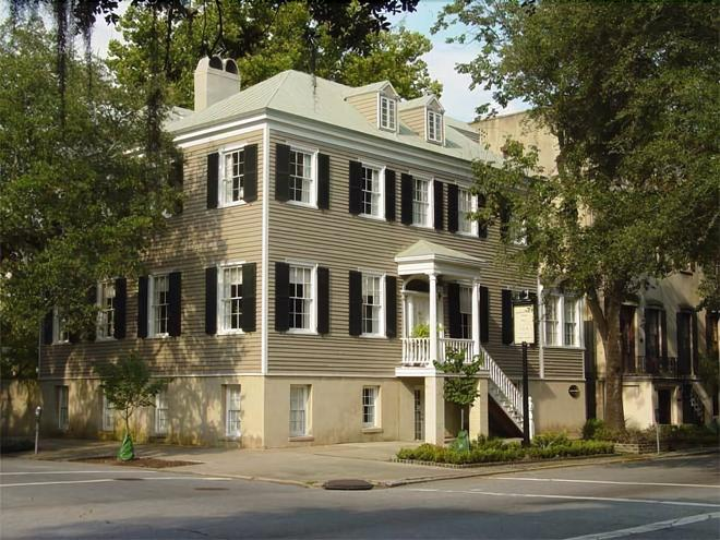 The Stephen Williams House - Savannah - Toà nhà