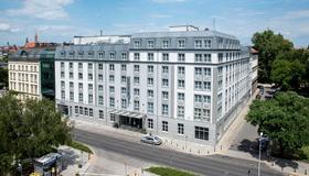 Radisson Blu Hotel, Wroclaw - Вроцлав - Здание