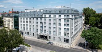 Radisson Blu Hotel, Wroclaw - Breslavia - Edifício