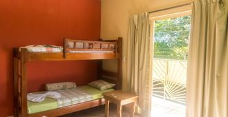 卡塔里諾旅館 - 博尼圖 - 臥室