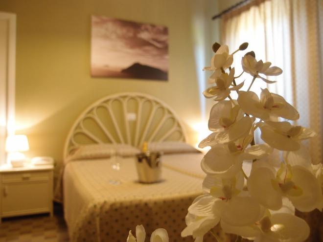 Hotel Corallo - Lipari - Phòng ngủ