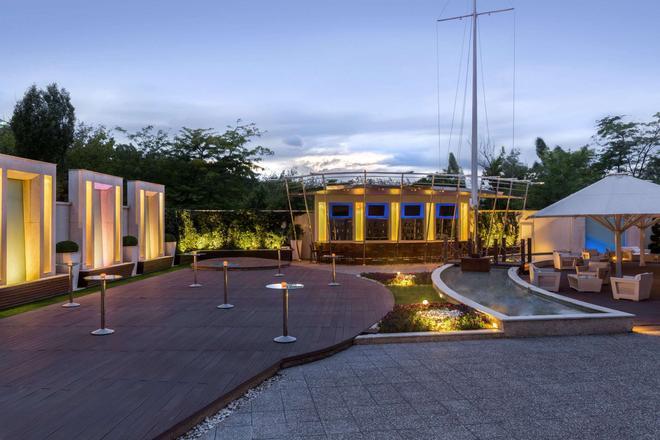Wyndham Ankara - Ankara - Rakennus