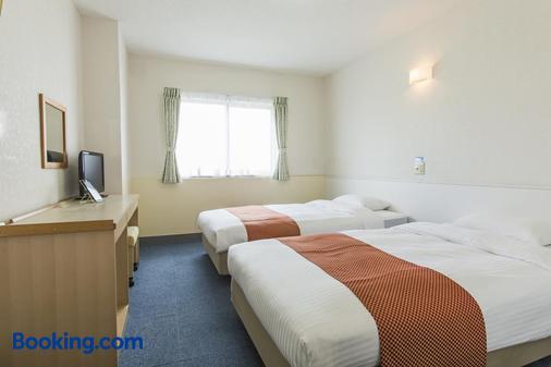 奥洛克斯酒店 - 那霸 - 臥室