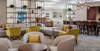 Sheraton Suites Market Center Dallas - Dallas - Area lounge