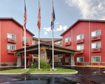 Best Western Rocky Mountain Lodge - Whitefish - Building