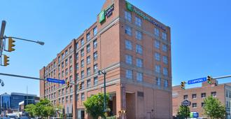 Holiday Inn Express & Suites Buffalo Downtown - Medical Ctr - Buffalo - Bygning