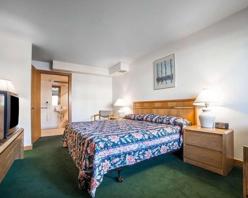 Rodeway Inn Billings - Billings - Bedroom