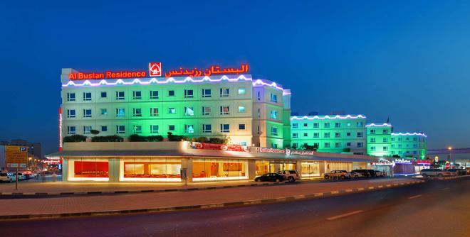 Al Bustan Centre & Residence - Dubai - Building