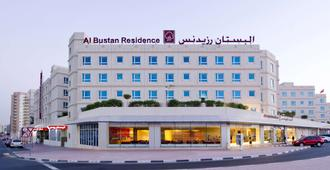 شقق فندقية مركز البستان - دبي