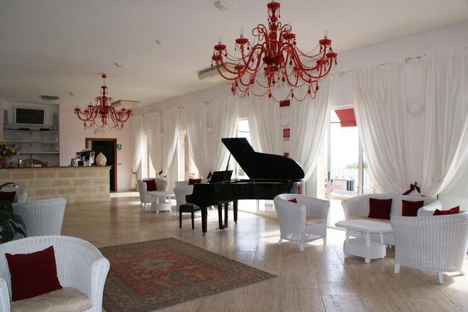 Messapia Hotel & Resort - Castrignano del Capo - Lobby