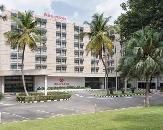 Sheraton Lagos Hotel - Лагос - Здание