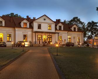 Dwór Prezydencki Boutique Hotel & Spa - Zgłobice - Building