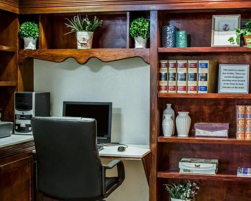 Quality Inn - Rocky Mount - Business Center