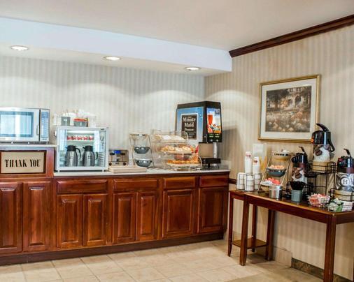 Quality Inn - Rocky Mount - Buffet