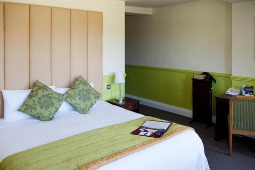 Best Western Priory Hotel - Bury St. Edmunds - Bedroom