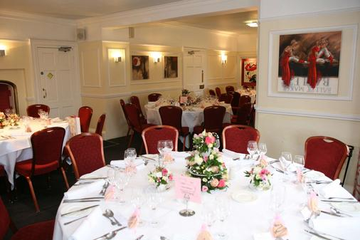 Best Western Priory Hotel - Bury St. Edmunds - Banquet hall