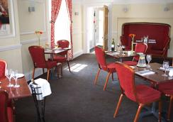 Best Western Priory Hotel - Bury St. Edmunds - Restaurant