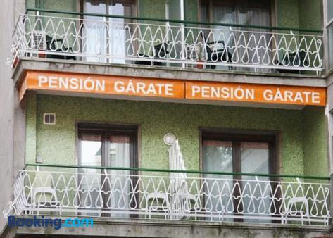 Pension Garate - San Sebastian - Building