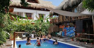 La Natura Hostel & Pool - Palomino - Pool