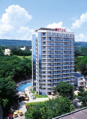 Hotel Royal - Golden Sands - Building