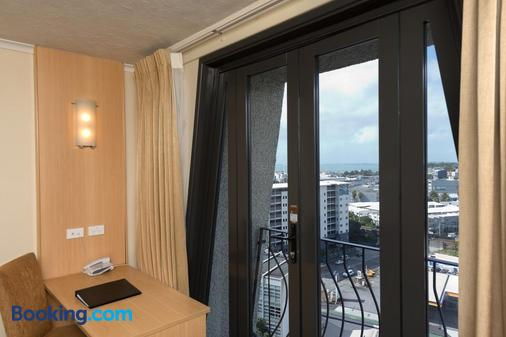 Copthorne Hotel Auckland City - Auckland - Balcony