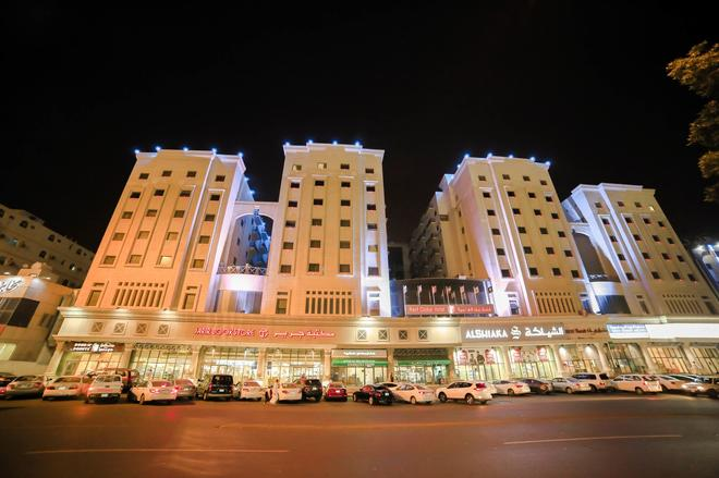 Reef Global Hotel - Mecca - Building