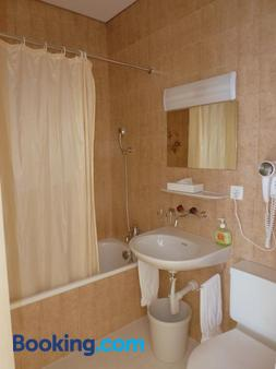 Hotel Central Continental - Interlaken - Bathroom