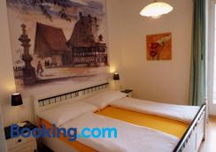 Hotel Central Continental - Interlaken - Phòng ngủ