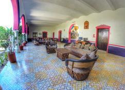 Hacienda St Cruz El Fuerte - El Fuerte - Lobby