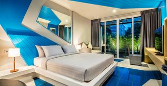 Atelier Suites - בנגקוק - חדר שינה