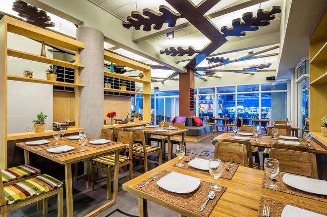 阿特利爾套房酒店 - 曼谷 - 曼谷 - 餐廳