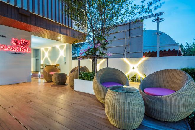 阿特利爾套房酒店 - 曼谷 - 曼谷 - 天井