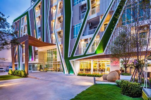 阿特利爾套房酒店 - 曼谷 - 曼谷 - 建築