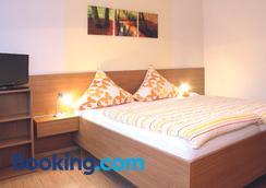 Saaletal Pension & Ferienwohnungen - Bad Kissingen - Bedroom